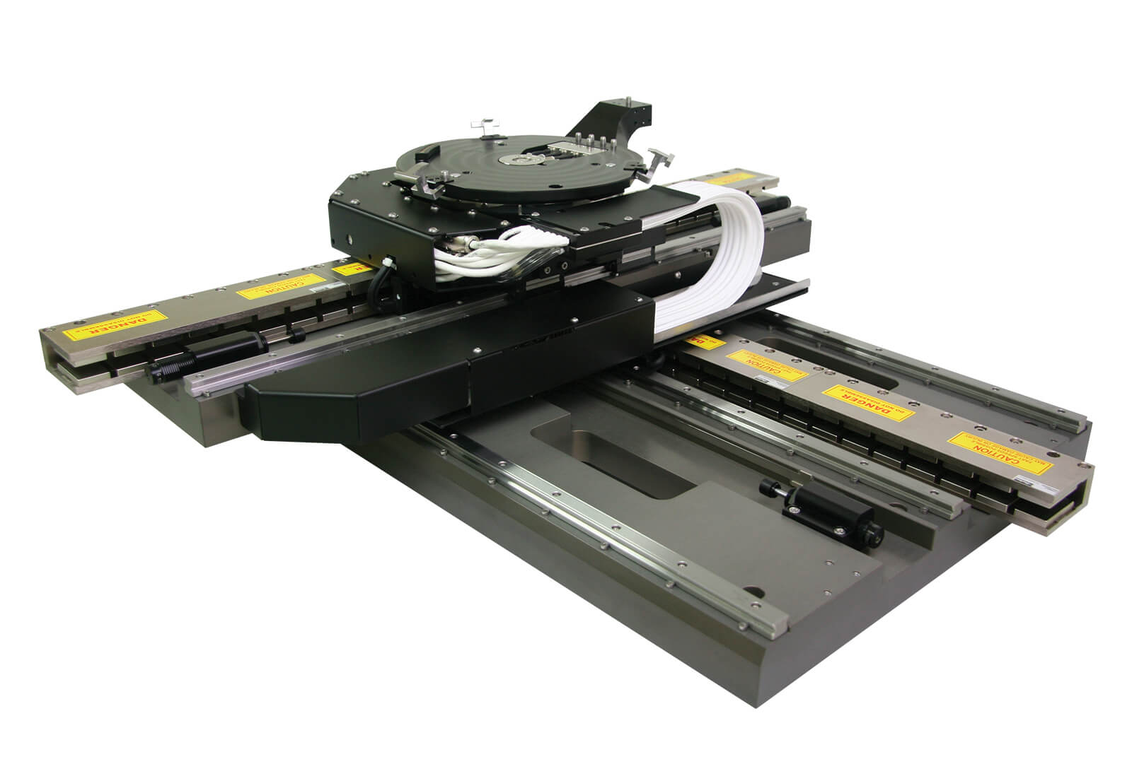 Build-to-Print Stage Assembly for 300mm Wafer Inspection