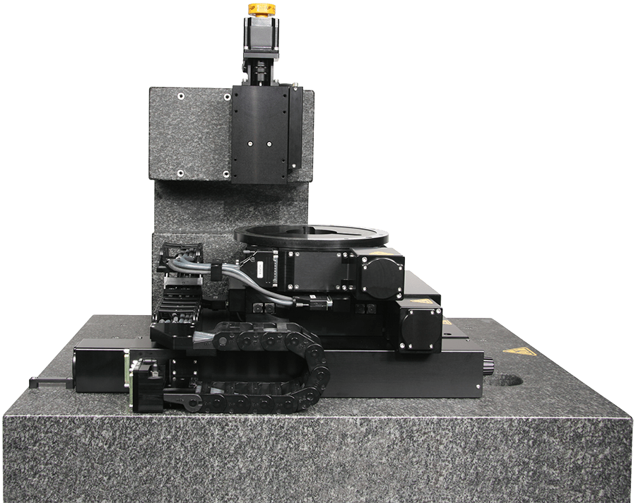 4 Axis (X-Y-Theta-Z) metrology platform